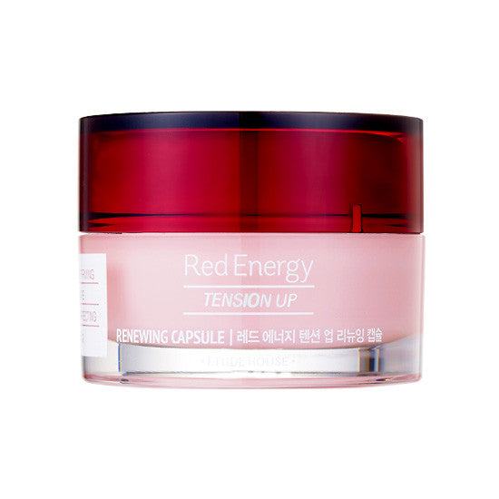 [Etude House] Red Energy Tension Up Renewing Capsule 35g - Cosmetic Love