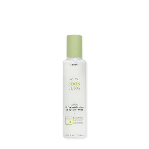 [Etude House] Soonjung Centella 10-Free Moist Emulsion 130ml