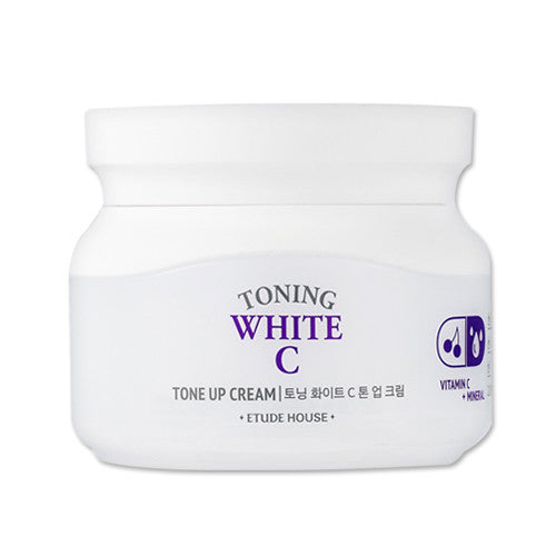 [Etude House] Toning White C Tone UP Cream - Cosmetic Love