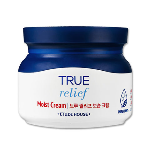 [Etude House] True Relief Moist Cream 60ml - Cosmetic Love