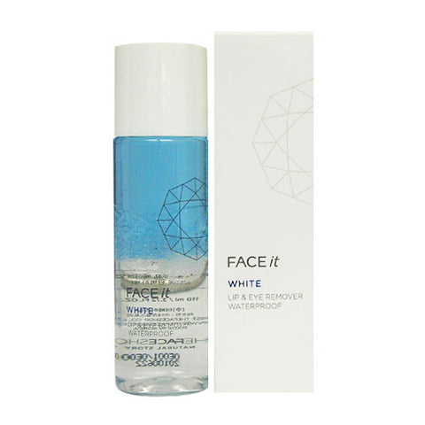 [The Face Shop] Face It White Lip & Eye Remover - Water Proof - Cosmetic Love