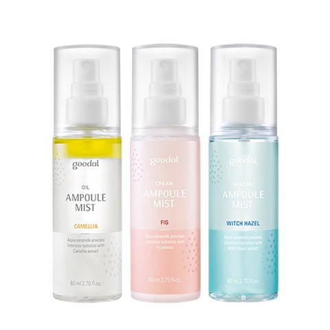 [Goodal] Ampoule Mist 80ml