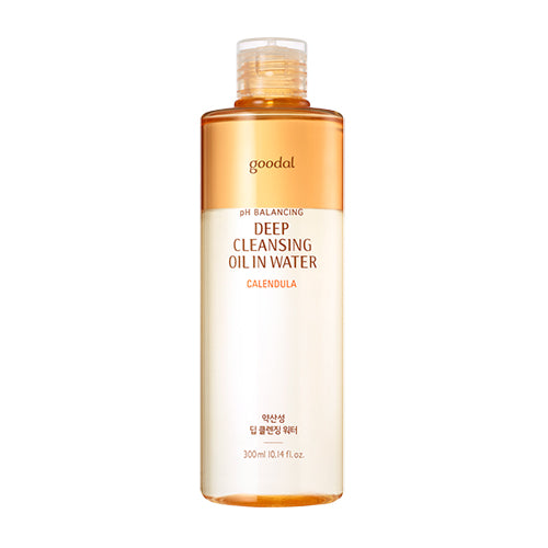 [Goodal] Calendula pH Balancing Deep Cleansing Oil Water 300ml