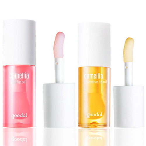[Goodal] Camellia Lip Oil 5.5ml - Cosmetic Love