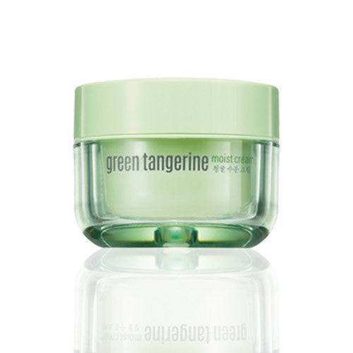 [Goodal] Green Tangerine Moist Cream 50ml - Cosmetic Love