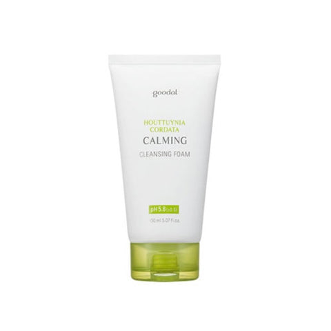 [Goodal] Houttuynia Cordata Calming Cleansing Foam 150ml
