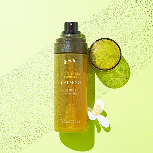 [Goodal] Houttuynia Cordata Calming Essence 80ml