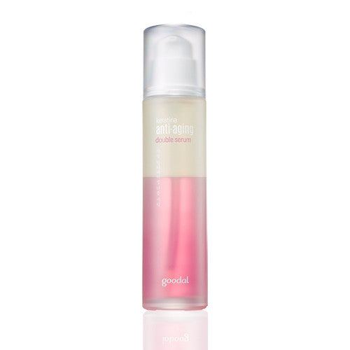 [Goodal] Keratina Anti-aging Double Serum 70ml - Cosmetic Love