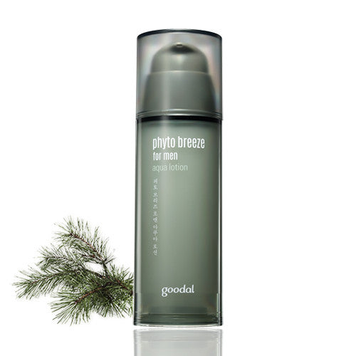 [Goodal] Phyto Breeze For Men Aqua Lotion 120ml - Cosmetic Love