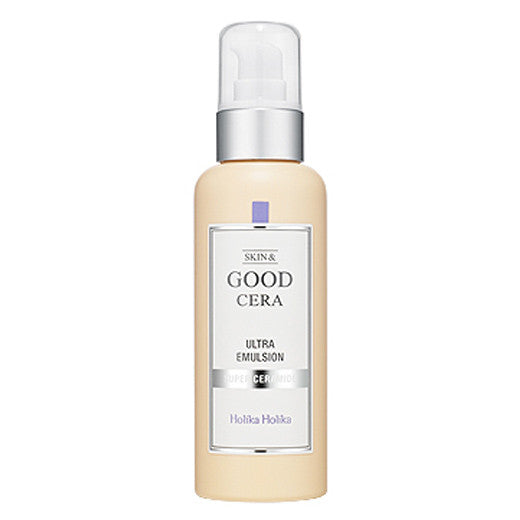 [Holika Holika] Skin & Good Cera Ultra Emulsion 130ml - Cosmetic Love
