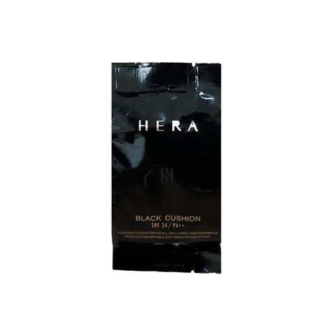 [Hera] Black Cushion 15g (Refill)