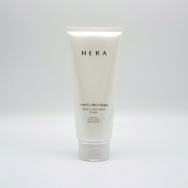 [Hera] NEW White Program Deep Cleansing Faom 200ml