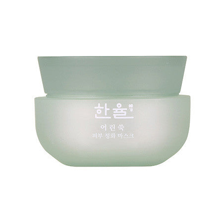 [Hanyul] Pure Artemisia Purifying Mask 60ml