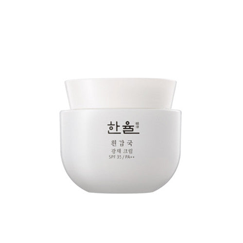 [Hanyul] White Chrysanthemum Radiance Cream SPF35 PA++ 50ml - Cosmetic Love