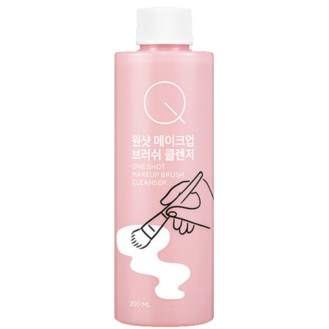 [Happy Bath] One Shot Make Up Brush Cleanser 200ml