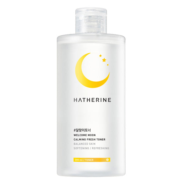 [Hatherine] Welcome Moont Calming Fresh Toner 300ml