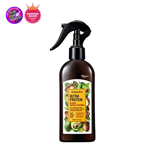 [Healing Bird] Ultra Protein No Wash Ampoule Treatment 200ml