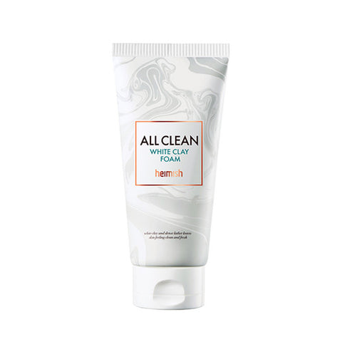 [Heimish] All Clean White Clay Foam 150g - Cosmetic Love