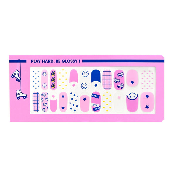 [Holika Holika] 2018 S/S Piece Matching Nails (Glossy Play Collection)