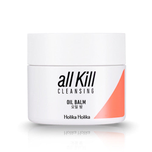 [Holika Holika] All Kill Cleansing Oil Balm 80g - Cosmetic Love