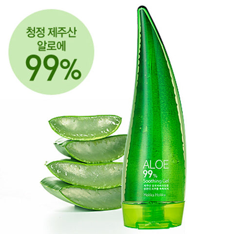 [Holika Holika] Aloe 99% Soothing Gel 250ml - Cosmetic Love