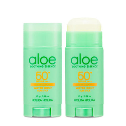[Holika Holika] Aloe Water Drop Sun Stick SPF 50+ PA++++ 17g