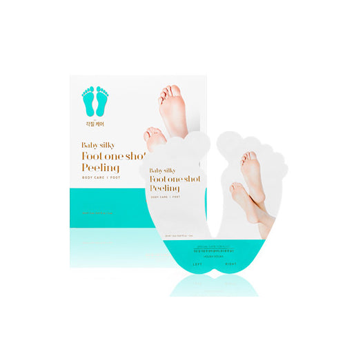 [Holika Holika] Baby Silky Foot One Shot Peeling 20ml x 2