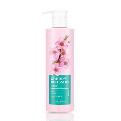 [Holika Holika] Cherry Blossom Body Lotion 390ml
