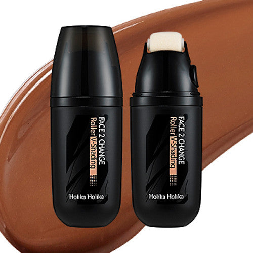 [Holika Holika] Face 2 Change Roller T-Shading 18ml - Cosmetic Love