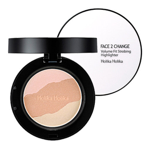 [Holika Holika] Face 2 Change Volume Fit Strobing Highlighter - Cosmetic Love