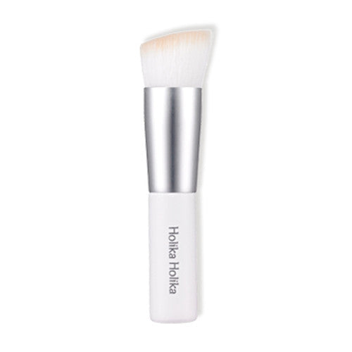 [Holika Holika] Feathery Mini Angle Brush - Cosmetic Love