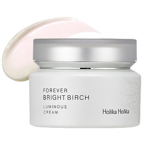 [Holika Holika] Forever Bright Birch Luminouse Cream 55ml - Cosmetic Love