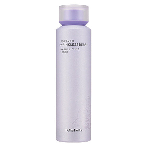 [Holika Holika] Forever Winkless Berry Magic Lifting Toner 150ml - Cosmetic Love