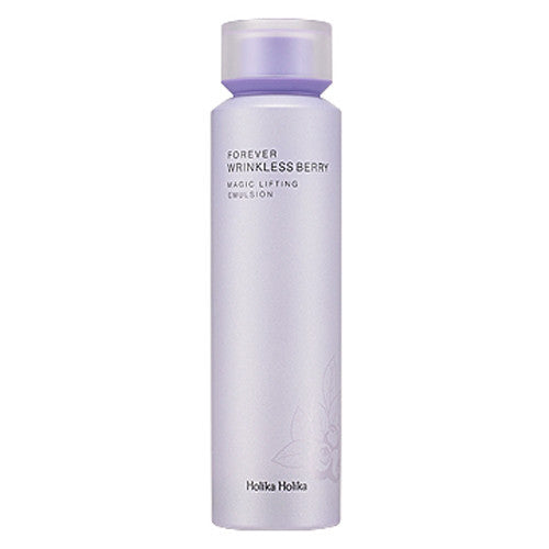 [Holika Holika] Forever Wrinkless Berry Magic Lifting Emulsion 150ml - Cosmetic Love