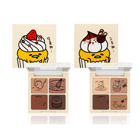 [Holika Holika] Gudetama Ver2 Cupcake Eye Shadow 6g - Cosmetic Love