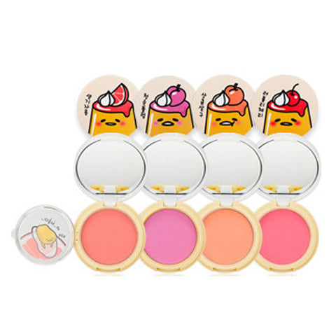 [Holika Holika] Gudetama Ver2 Jelly Dough Blusher 6g - Cosmetic Love