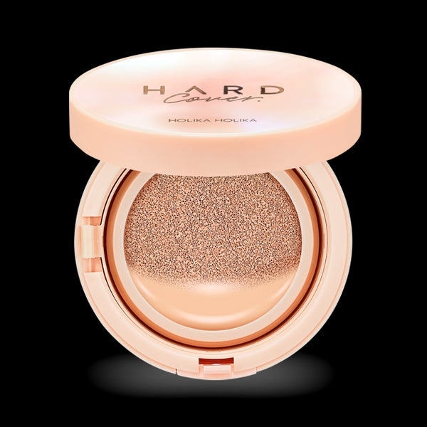 [Holika Holika] Hard Cover Perfection Cushion EX 14g+14g(Refill)