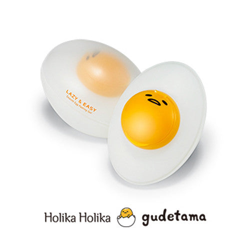 [Holika Holika] Lazy & Easy Smooth Egg Skin Peeling Gel - Cosmetic Love