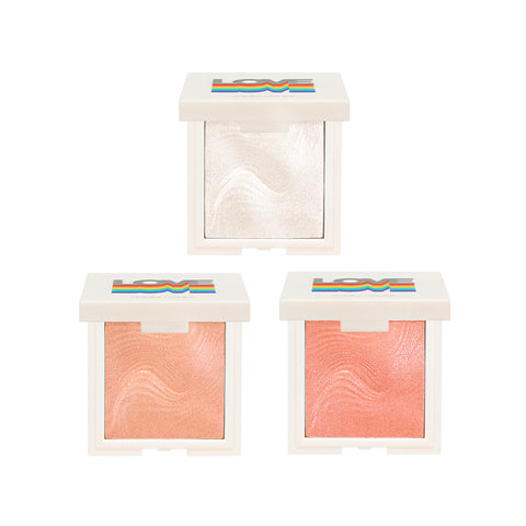 [Holika Holika] Love Who You Are Collection Crystal Cruch Highlither 9g