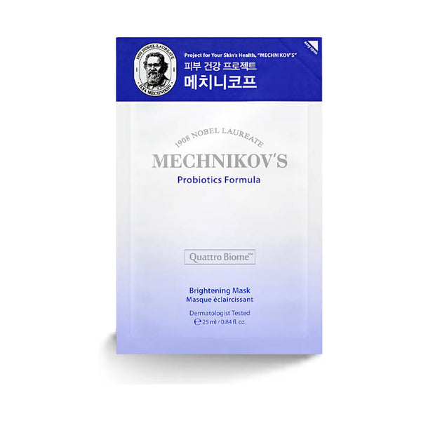 [Holika Holika] Mechnikov's Probiotics Formula Brightening Mask 25ml