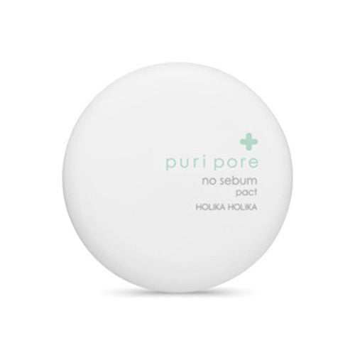 [Holika Holika] Puripore No Sebum Pact 8g