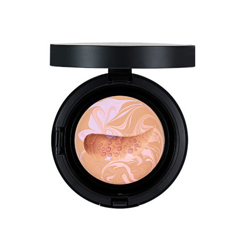 [Holika Holika] Spa Essence Cover Pact 17g+17g(Refill)