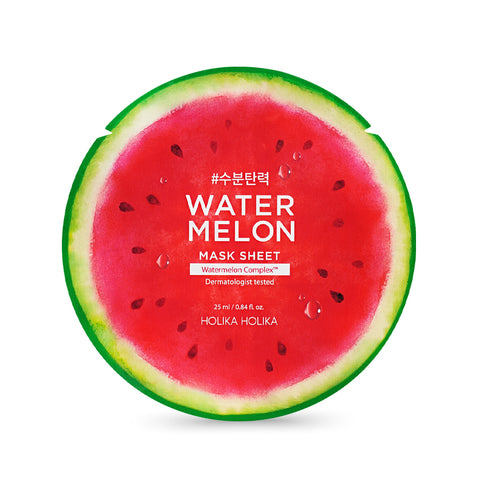 [Holika Holika] Watermelon Mask Sheet 25ml