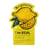 [Tonymoly] I'm Real Mask Sheet 21ml