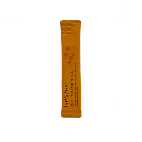 [innisfree] Ginger Honey Sleeping Mask (4mlx15ea) 1 Pack