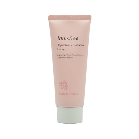[innisfree] Jeju Cherry Blossom Lotion 100ml