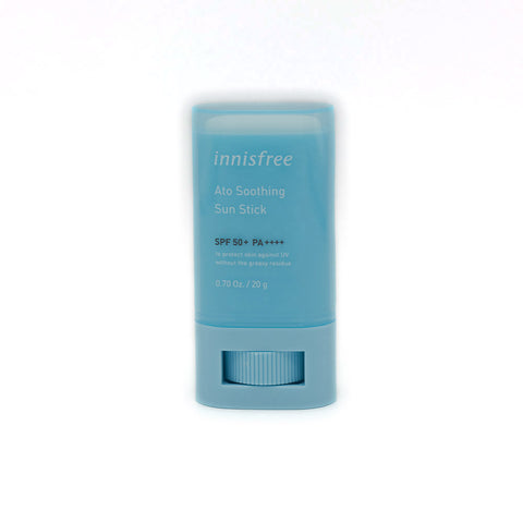 [Innisfree] Ato Soothing Sun Stick 20g
