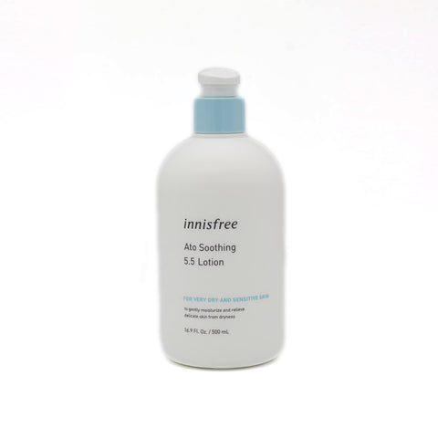 [Innisfree] Ato Soothing 5.5 Lotion 500ml