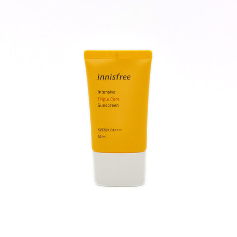 [Innisfree] Intensive Triple Care Sunscreen SPF50+ PA++++ 50ml