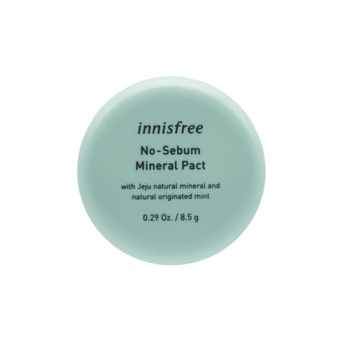 [Innisfree] No Sebum Mineral Pact 8.5g